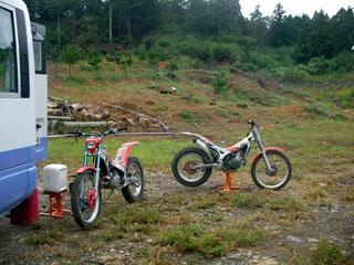 トライアルバイクl