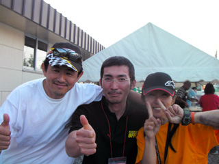 伊藤さんとコタロさん