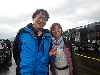 雨先生とsaechan