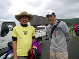 コタロさんとsanadaさん