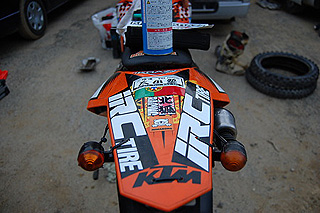 KTM125