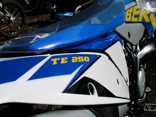 フサベルTE250
