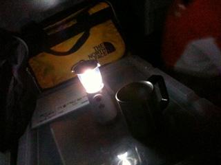 手元型LEDランタン