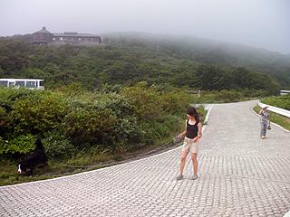 ドンデン高原を散歩