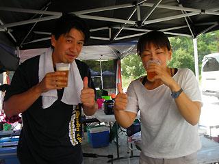 Jun造さんと味めぐりちゃん