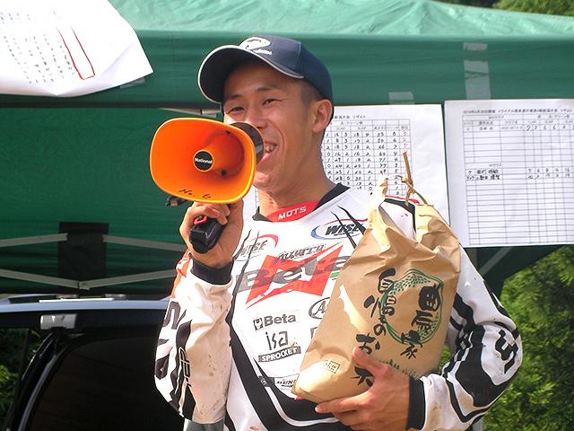 IAS宮崎選手